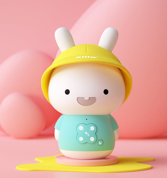 Alilo Baby Bunny with Bluetooth