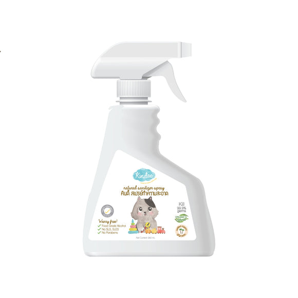 Kindee Organic Toy Cleaner Spray