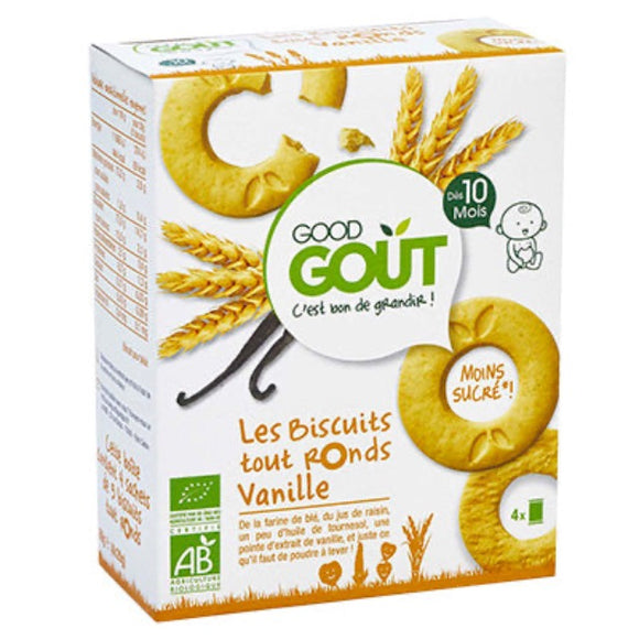 Good Gout Organic All Around Biscuits 10m+