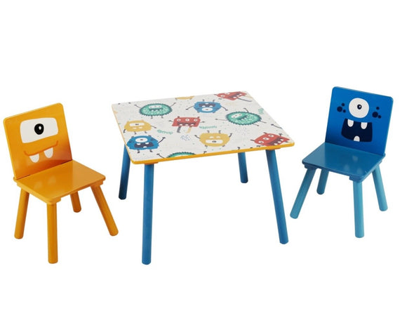 Harper and Chase Table and Chairs Set