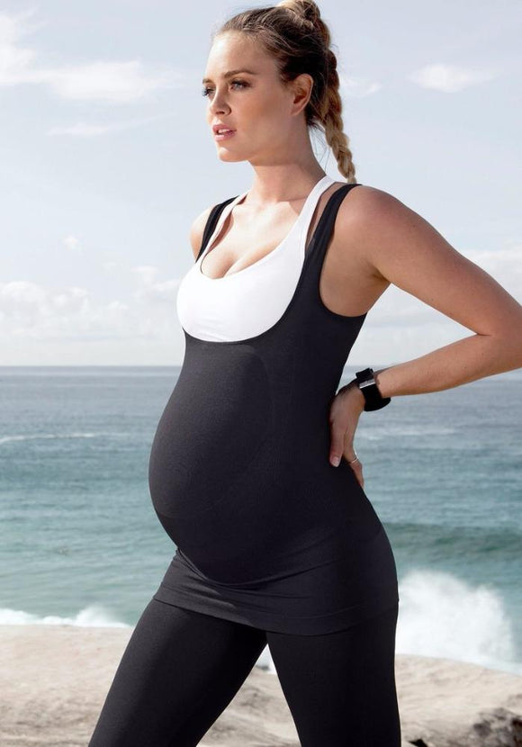 Blanqi Underbust Maternity Support Tank