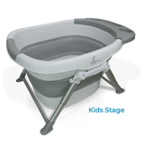 Nature to Nurture Splish Splash Triple Stage Collapsible Bath Tub