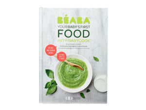 BEABA Cookbook: Baby's First Foods with Babycook