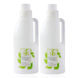 Nature to Nurture Free & Clear Liquid Laundry Detergent 1L