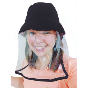 Adult Hat with Face Shield (unisex)