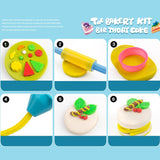 Joan Miro Super Soft Modeling Dough Kit (The Bakery Kit)
