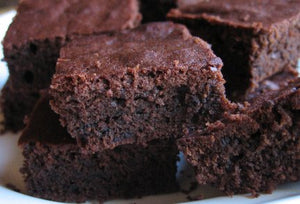 Mommy Treats Lactation Brownies