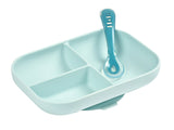 Beaba Silicone Meal Set / Plate with Divider