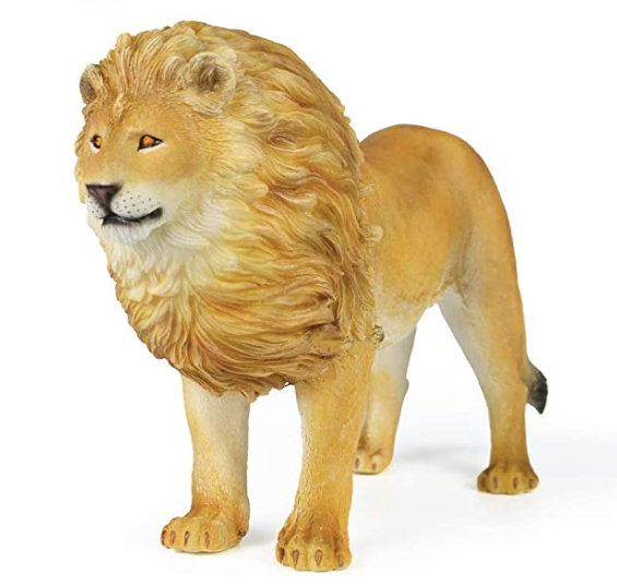 Recur Lion Toy Figure