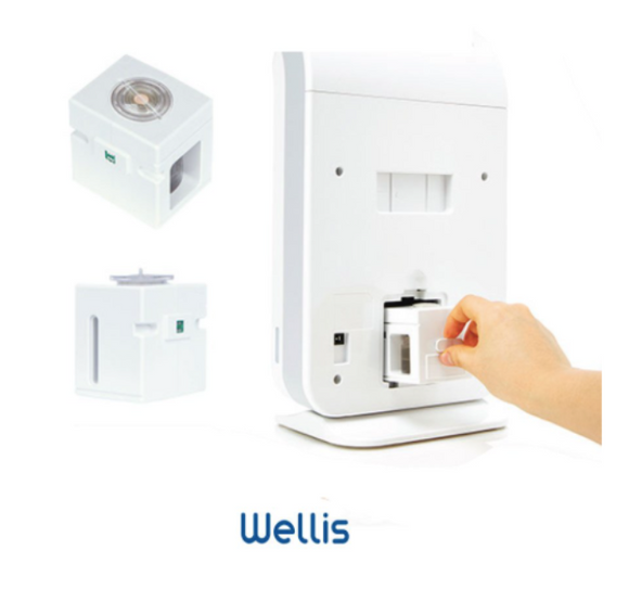 WELLIS AIR DISINFECTANT CARTRIDGE