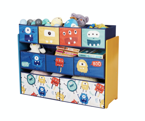 Harper and Chase Toy Organizer