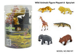 Recur Toy Animals Tub Set