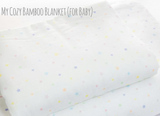 Iflin My Cozy Bamboo Blanket (Baby)
