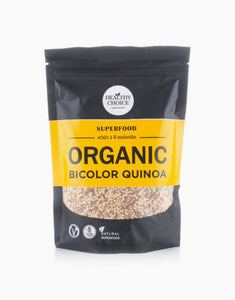 Healthy Choice Organic Bi-Color Quinoa 300 grams