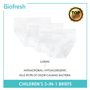 Biofresh Antimicrobial Hypoallergenic Briefs