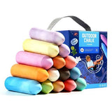Joan Miro Washable Sidewalk Chalk-15 Colors 20 pieces set
