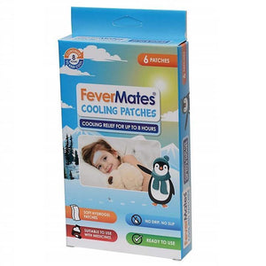 Fevermates Cooling Gel Patches