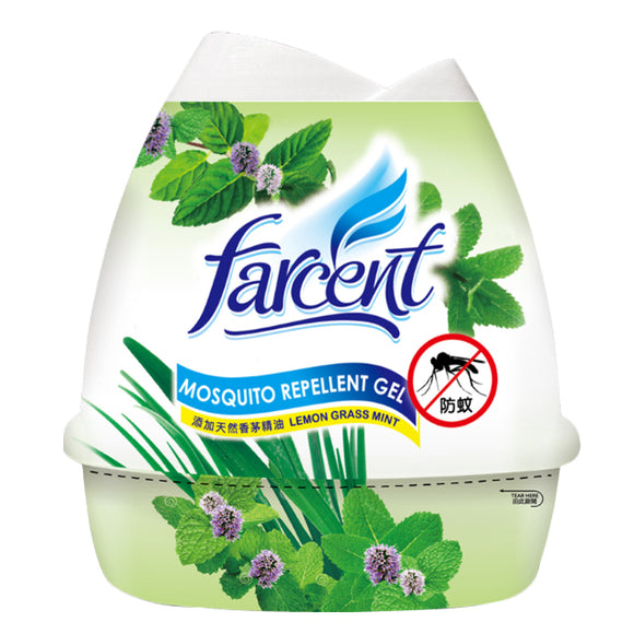 Farcent Mosquito Repellent Gel 200g (Ships 2nd week of October)