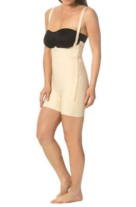 Midthigh Compression Garment w/ Suspenders