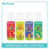 Biofresh Antimicrobial Kids Foot Spray 50ml