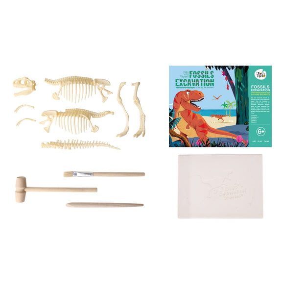 JOAN MIRO Fossils Excavation Kit (T Rex)