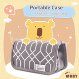 Baby Moby Grooming Kit with Portable Case
