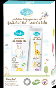 Kindee Mosquito Repellent Lotion and Soothing Balm Set