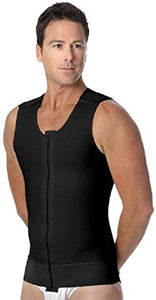 Sleeveless Male Compression Vest