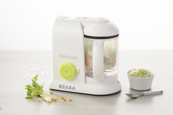 Beaba  Babycook Solo (PROMO: comes with free Suction Plate)