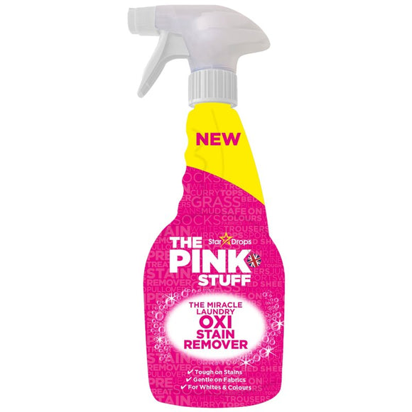 The Pink Stuff Miracle Laundry Oxi-Stain Remover