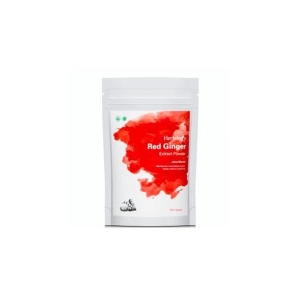 Herbilogy Red Ginger Extract Powder