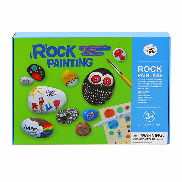 JOAN MIRO ROCK PAINTING KIT