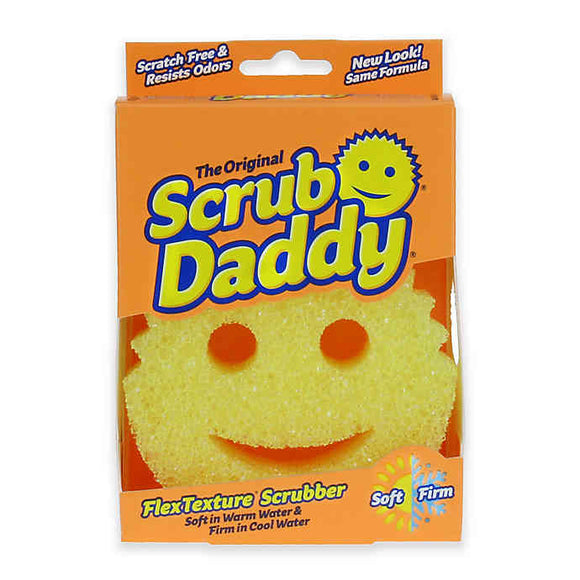 Scrub Daddy (The Original FlexTexture Sponge)