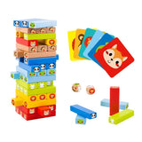 Tooky Toy Stacking Game Animals