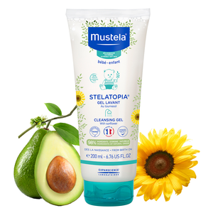 Mustela Stelatopia Cleansing Gel