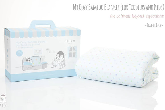 Iflin My Cozy Bamboo Blanket-Toddler