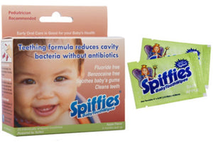 Spiffies Toothwipes