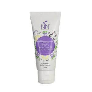 Nature to Nurture  Toddler Training Gel Toothpaste VIOLET (3 months-2 years old)