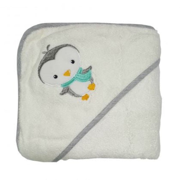 Bebe Bamboo Baby Hooded Towel