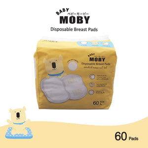 Moby Baby Disposable Breastpads