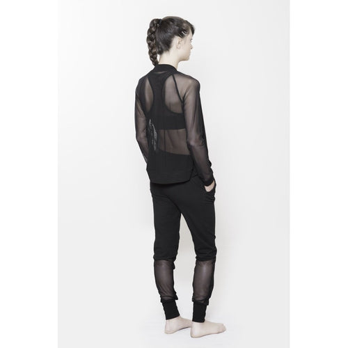 ESPALIER MESH JACKET, Women - Apparel - Activewear - Tops - Haute Companie