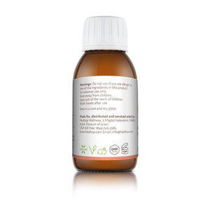 HEALTOP WELLNESS CELLULITE ALL NATURAL OIL