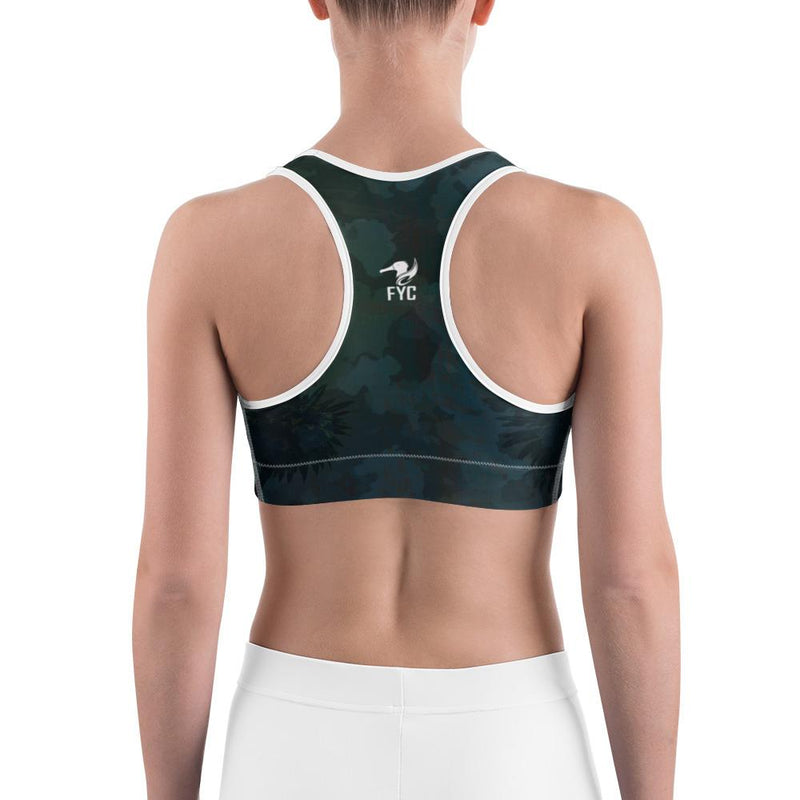 FIND YOUR COAST MOISTURE WICKING O.U.R. OUTDOOR SPORTS BRA, Women - Apparel - Activewear - Sports Bras - Haute Companie