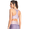 VESTEM LILAC SUBLIMATED STREET SPORTS BRA, Women - Apparel - Activewear - Sports Bras - Haute Companie