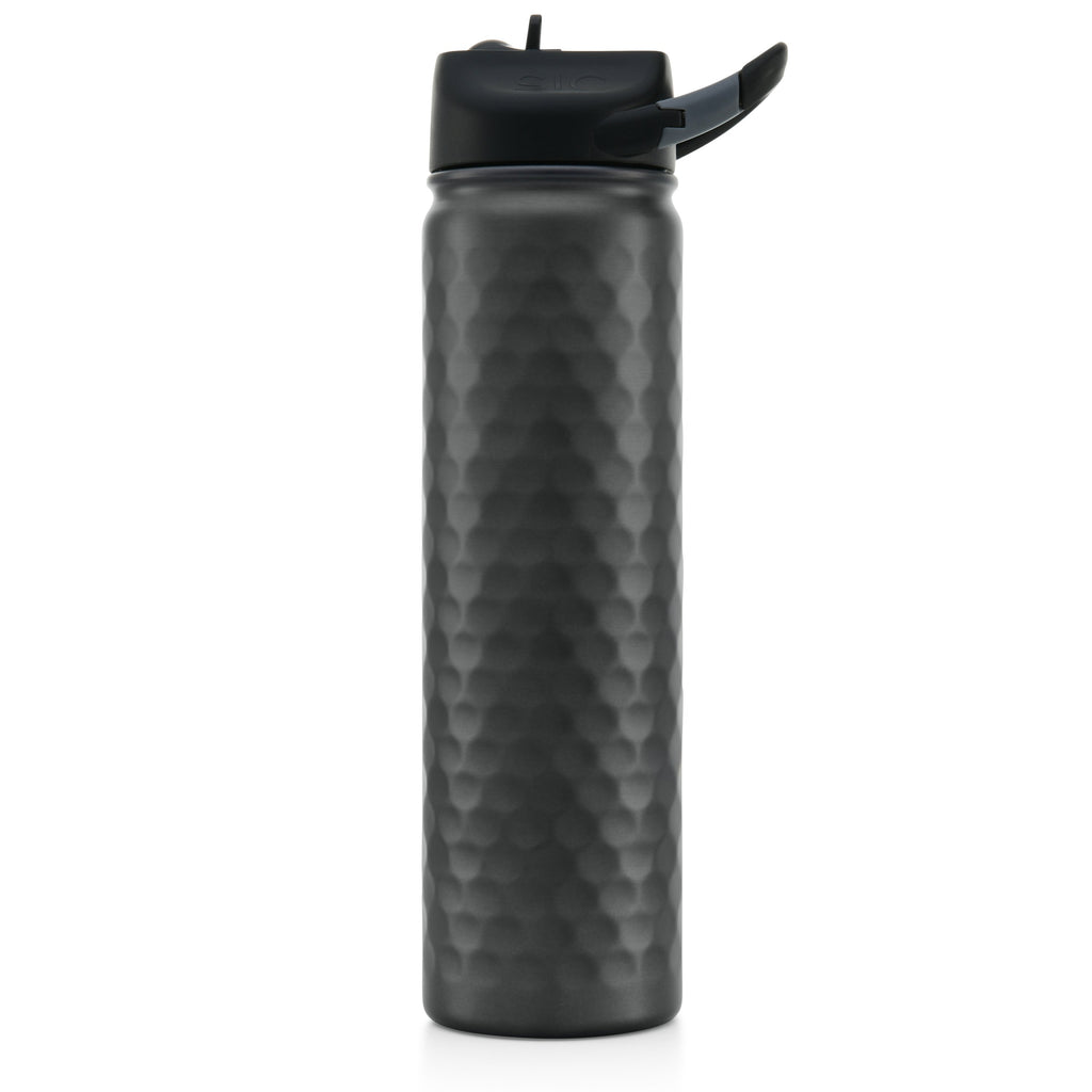 SIC BOTTLE 27 oz. HAMMERED GUNMETAL, Sports & Outdoors - Haute Companie