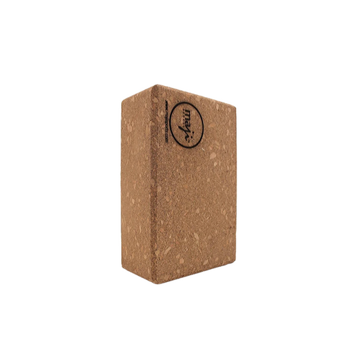 MAJI SPORTS CORK YOGA BLOCK