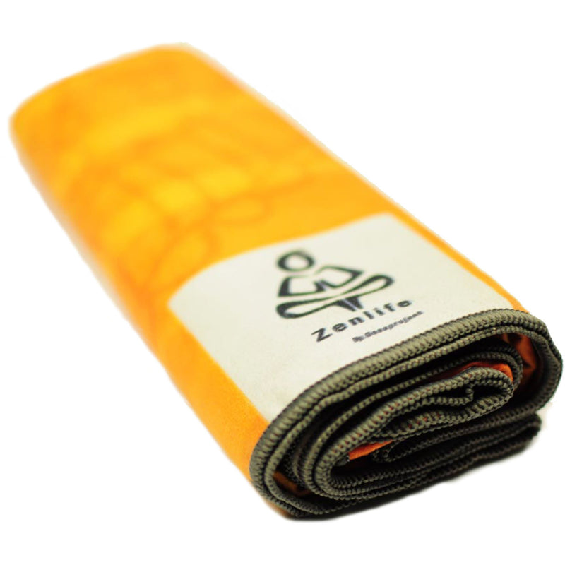 ZEN LIFE PEACEFUL BUDDHA YOGA TOWEL MAT SIZE, Sports & Outdoors - Haute Companie