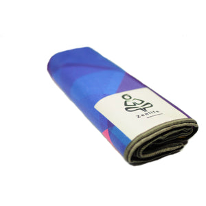ZEN LIFE COLORS YOGA TOWEL MAT SIZE, Sports & Outdoors - Haute Companie