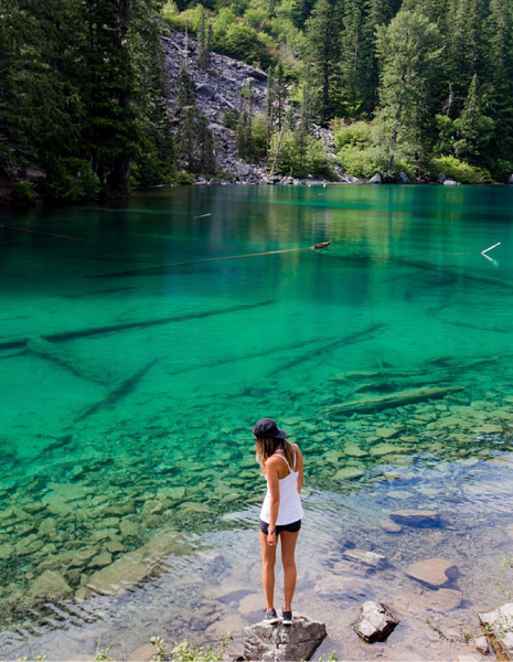 Lindeman Lake | British Columbia | Livv Adventures