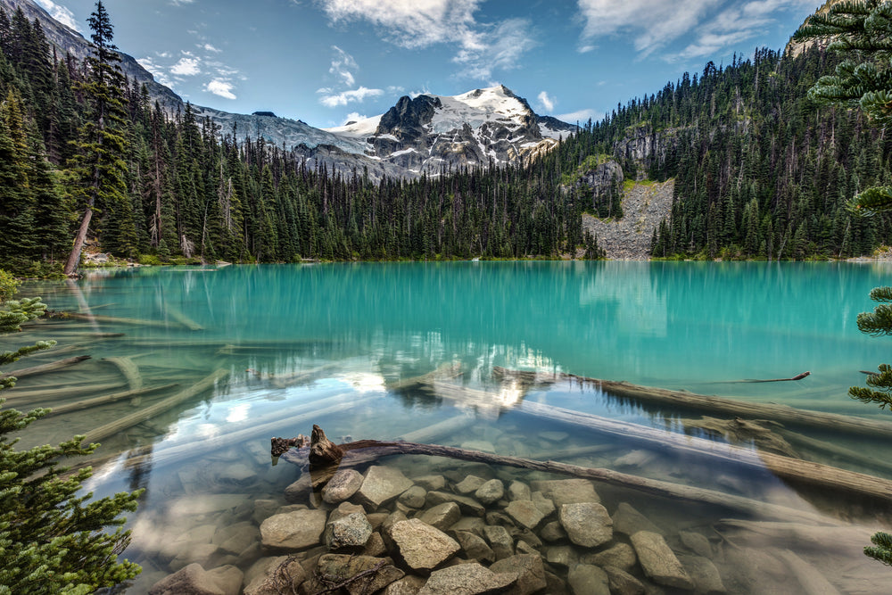Joffre Lakes Hike - LIVV Adventures